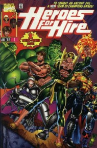 Heroes for Hire (2nd Series) 2006 - 2008 #1