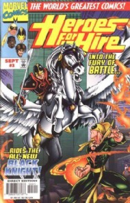Heroes for Hire (2nd Series) 2006 - 2008 #3