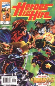 Heroes for Hire (2nd Series) 2006 - 2008 #7
