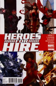 Heroes for Hire (3rd Series) 2011 #1