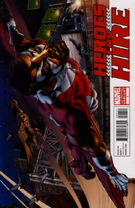 Heroes for Hire (3rd Series) #1