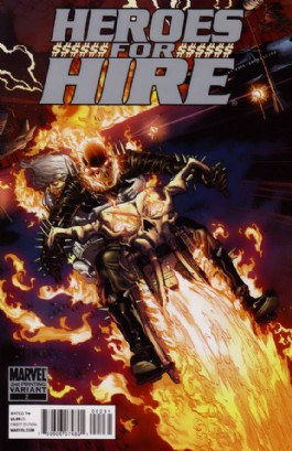 Heroes for Hire (3rd Series) #2