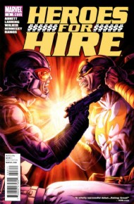 Heroes for Hire (3rd Series) 2011 #3