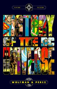 History of the DC Universe 1986 #2