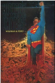 History of the DC Universe 1986