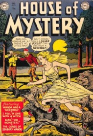 House of Mystery 1952 - 1983 #1