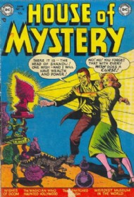 House of Mystery 1952 - 1983 #10