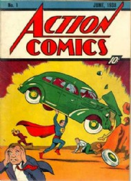 Action Comics (1st Series) 1938 - 2011 #1