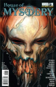 House of Mystery Halloween Annual 2009 #1