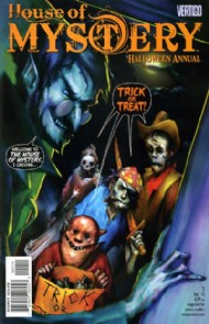 House of Mystery Halloween Annual 2009 #2