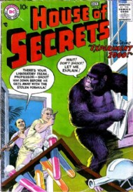 House of Secrets (1) 1956 - 1978 #6