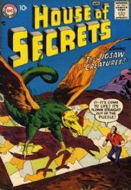 House of Secrets (1) 1956 - 1978 #9