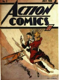 Action Comics (1st Series) 1938 - 2011 #2
