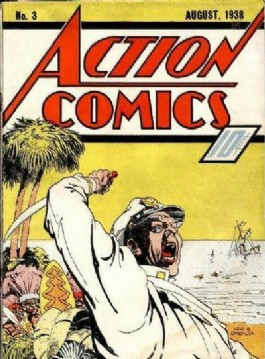 Action Comics (1st Series) #3