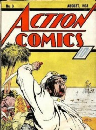 Action Comics (1st Series) 1938 - 2011 #3