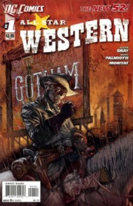 All Star Western (3rd Series) 2012 - 2014 #1
