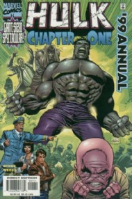 Hulk (1st Series) Annual 1999 1999 #1999