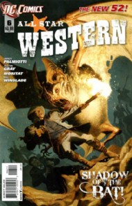 All Star Western (3rd Series) 2012 - 2014 #6