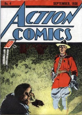 Action Comics (1st Series) #4