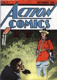 Action Comics (1st Series) 1938 - 2011 #4