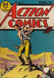 Action Comics (1st Series) 1938 - 2011 #5