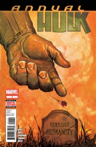 Hulk (3rd Series) Annual 2014 #1