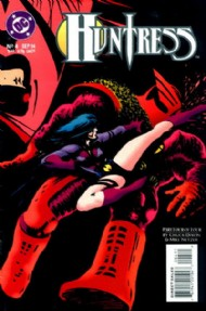 Huntress (1) 1994 #4