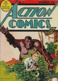 Action Comics (1st Series) 1938 - 2011 #6