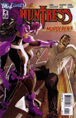 Huntress (2) #4