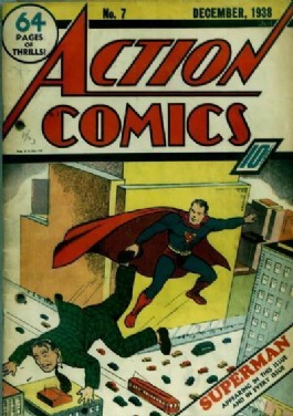 Action Comics (1st Series) #7