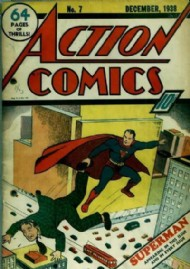 Action Comics (1st Series) 1938 - 2011 #7