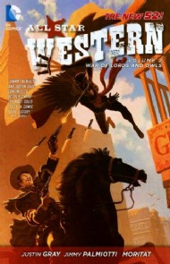 All Star Western (3rd Series): War of Lords and Owls 2013 #2