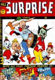 All Surprise Comics 1943 - 1946 #1