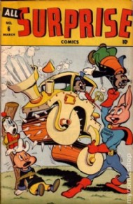 All Surprise Comics 1943 - 1946 #6