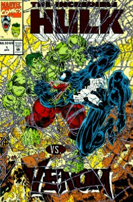 Incredible Hulks Venom #1