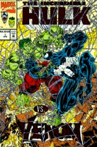 Incredible Hulks Venom 1994 #1
