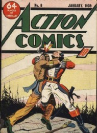Action Comics (1st Series) 1938 - 2011 #8