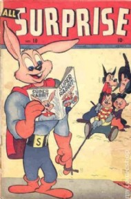 All Surprise Comics 1943 - 1946 #10