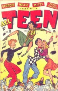 All Teen Comics 1947 #20