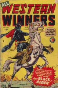 All Western Winners 1948 - 1949 #3
