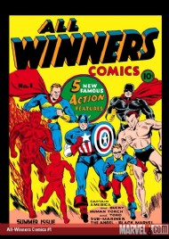 All Winners Comics 1941 - 1946 #1