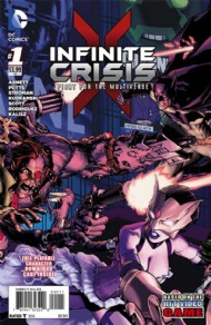Infinite Crisis: Fight for the Multiverse 2014 #1