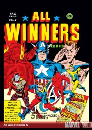 All Winners Comics 1941 - 1946 #2
