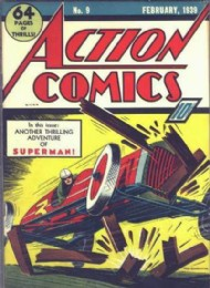 Action Comics (1st Series) 1938 - 2011 #9