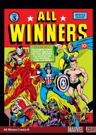 All Winners Comics 1941 - 1946 #3