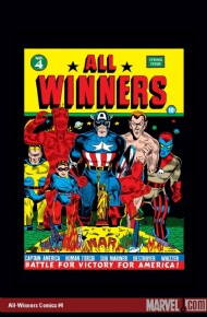 All Winners Comics 1941 - 1946 #4