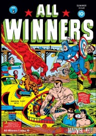 All Winners Comics 1941 - 1946 #5