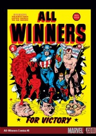 All Winners Comics 1941 - 1946 #6