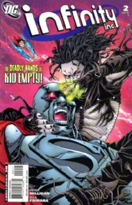Infinity Inc. (Series Two) 2007 - 2008 #2