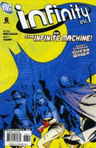 Infinity Inc. (Series Two) 2007 - 2008 #6